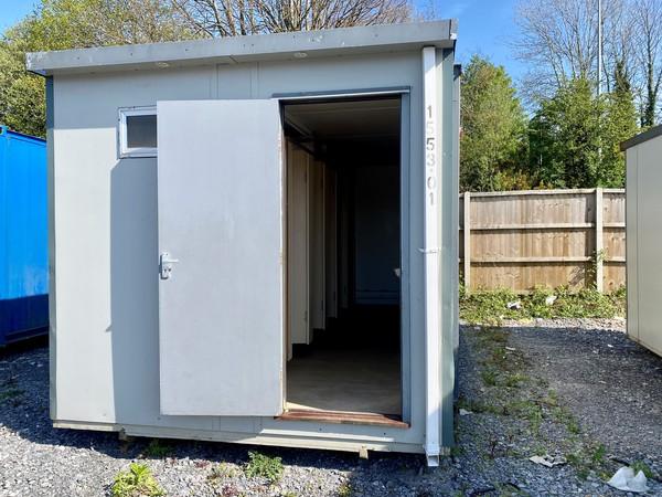 Ladies toilet cabin for sale