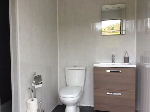 Portable Bathroom Unit