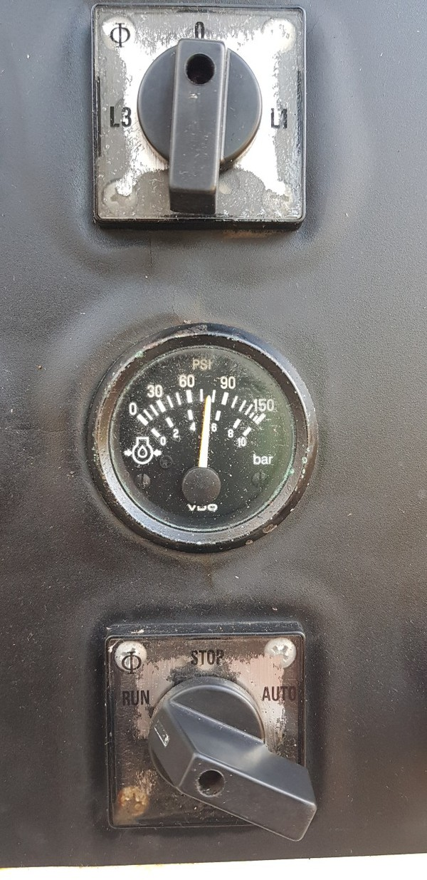 Generator controls inc auto start