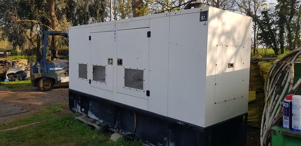 Super silent 150kva Generator for sale