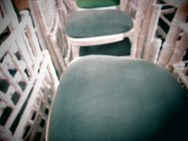 Secondhand chivari chairs for sale