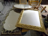 Medium and large mirrors for sale
