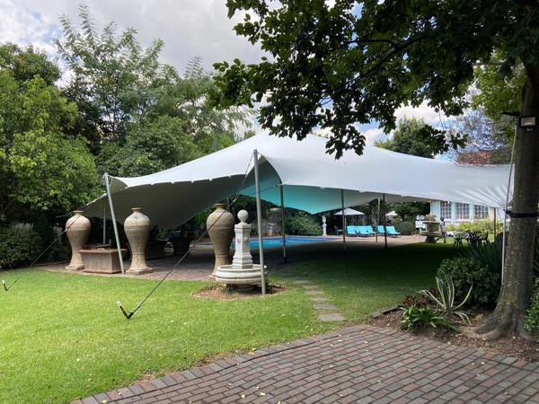 Platinum Stretch Tent for sale