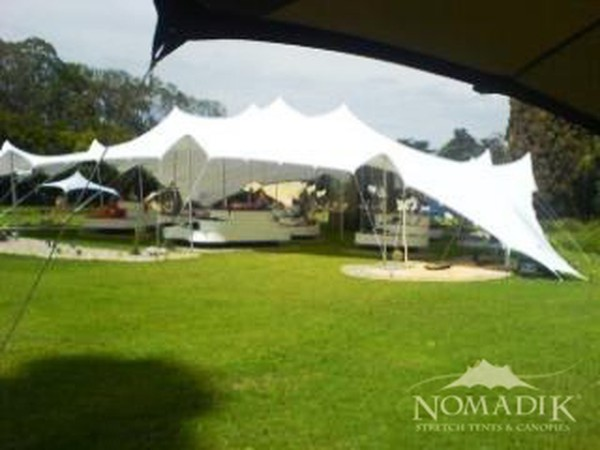Nomadik stretch tent for sale