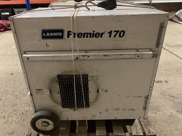 LB White Premier 170 heater
