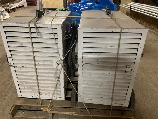 LB White Premier 170 heaters