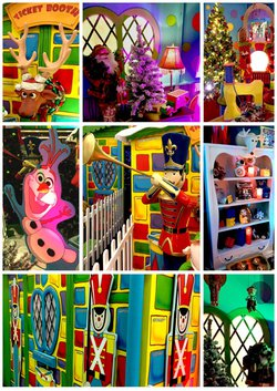 Toy Work Shop Grotto and Play House