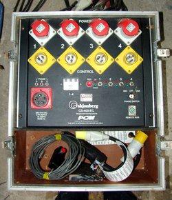 Hoist control unit Skjonberg CS-400-EC