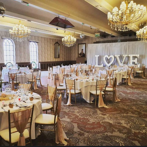 Banqueting chairs Tyne and Wear