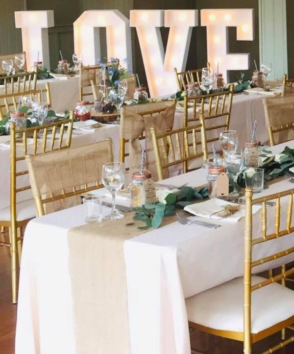 Gold Chiavari Chairs For Sale