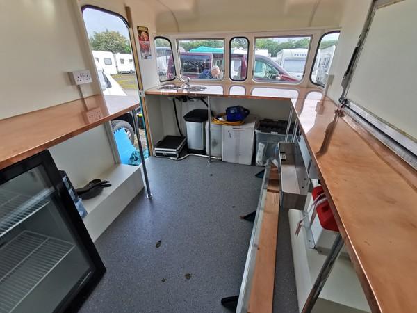 Caravan Bar Interior