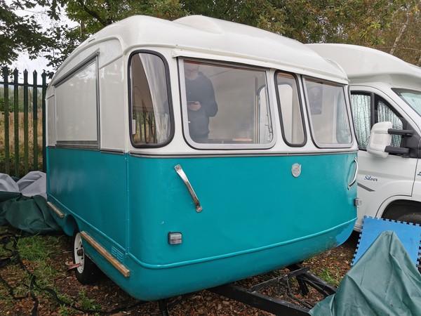 1966 Viking Fibreline Caravan for sale