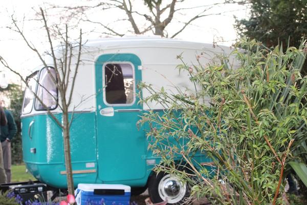 English Caravan Company Converted 1966 Viking Fibreline