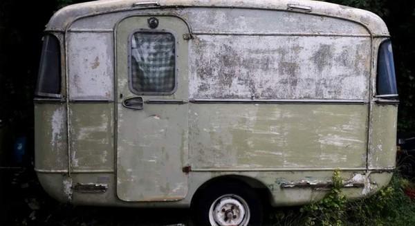 Pre English Caravan Company Concversion