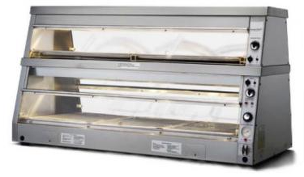 New Henny Penny Hot Steam Display Unit - Hcw5