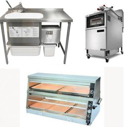 Fried Chicken shop equipment for sale