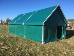 Glamping pod / marquee