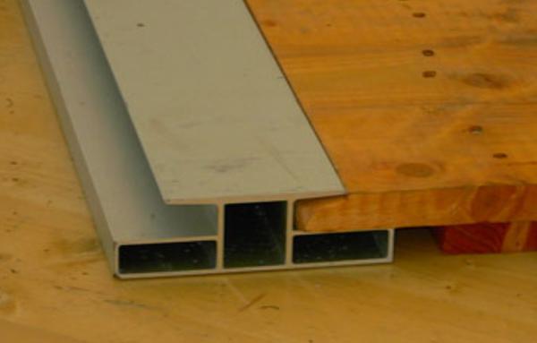 Roder marquee flooring