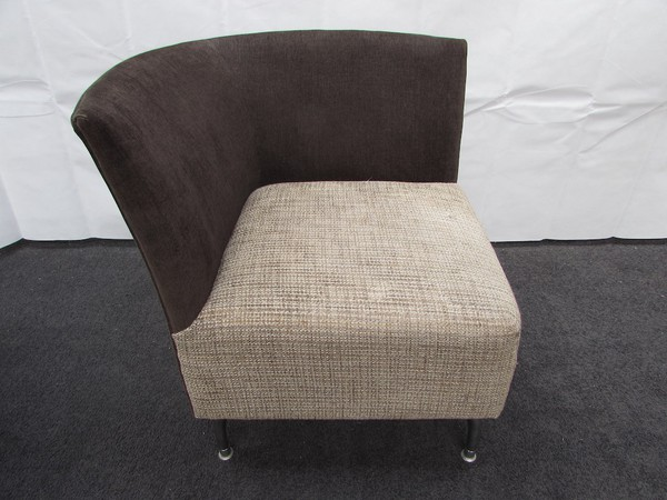 10x Corner Chair with Stool (CH170 & ST018) - Sussex 2