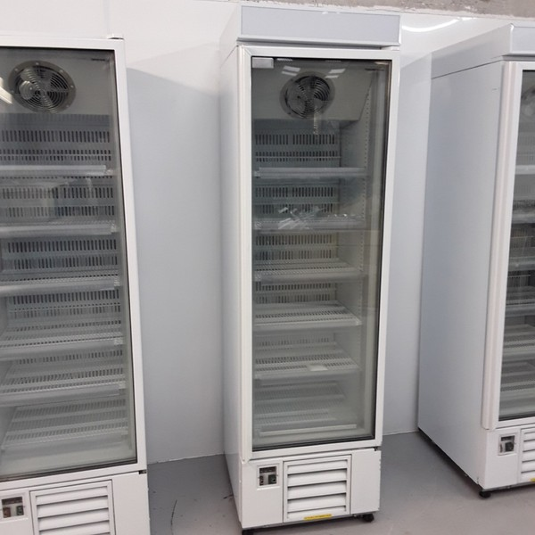 Secondhand Display freezer for shops