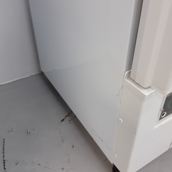 Used / secondhand glass door display freezer
