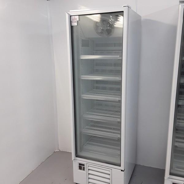 Tall display freezer