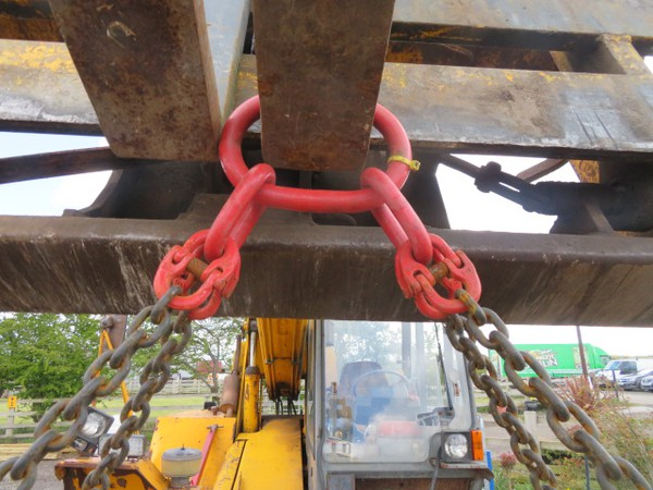 Secondhand lifting rig