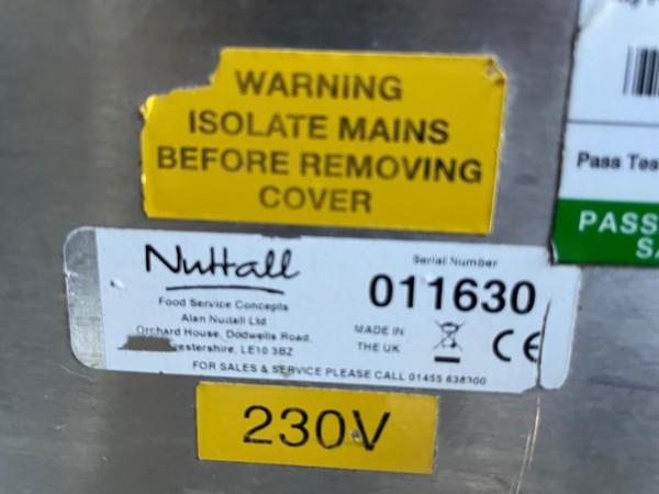 Nuttall Hot Display