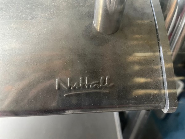 Nuttall Heated Display