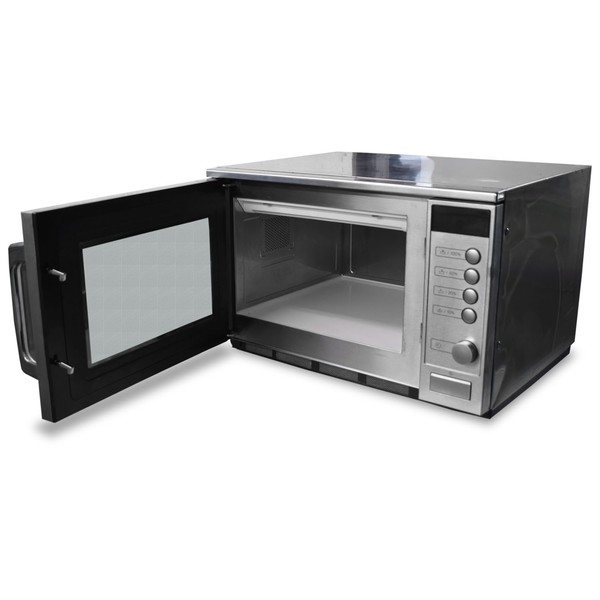 Secondhand microwave
