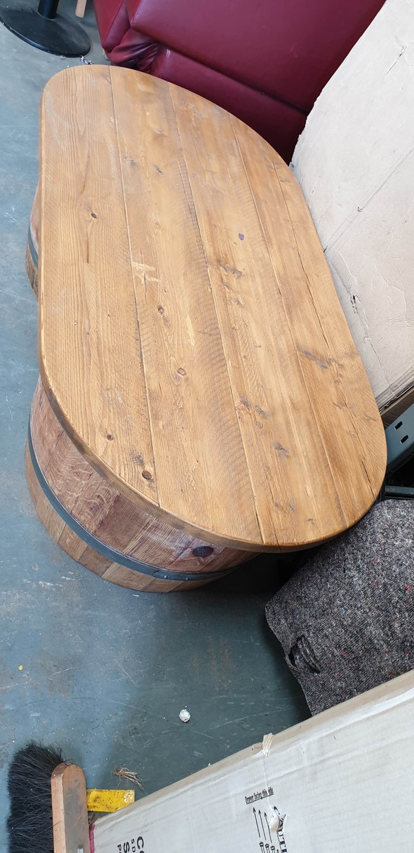 Secondhand coffee tables