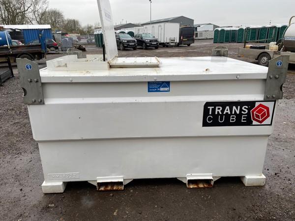 Western 30TCG 3000 Litre Fuel Tank