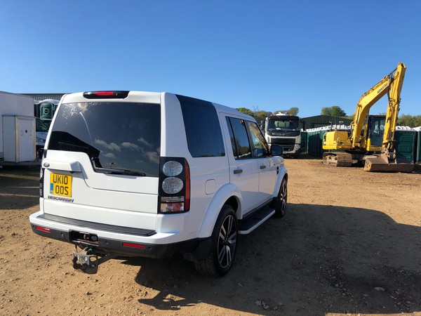 Secondhand Disco 4 with tow bar