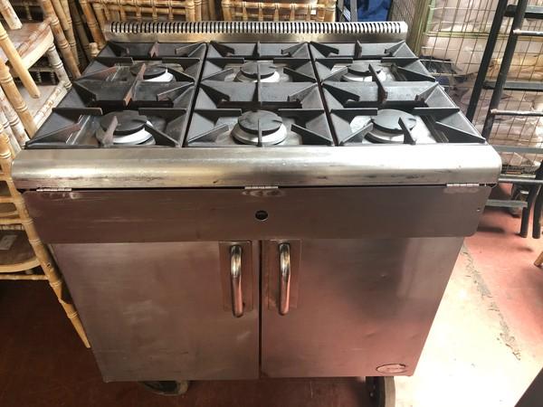Moorwood range oven