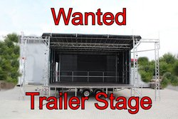 Wanted trailer stage