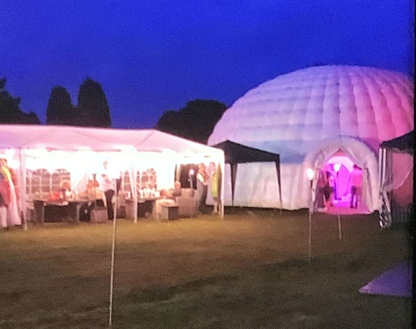 Event dome marquee for sale