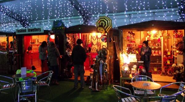 Christmas Market for sale