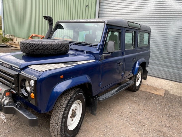 Secondhand Land Rover