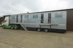 Accommodation trailers for sale