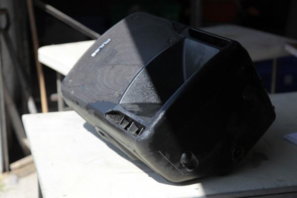 """12"""" monitor speaker"""