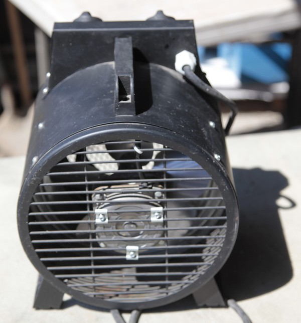 Electric 3kw space heater