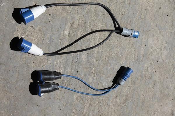 16 amp splitter for sale