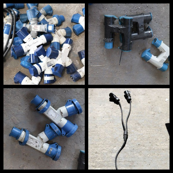 Marquee electrics splitter