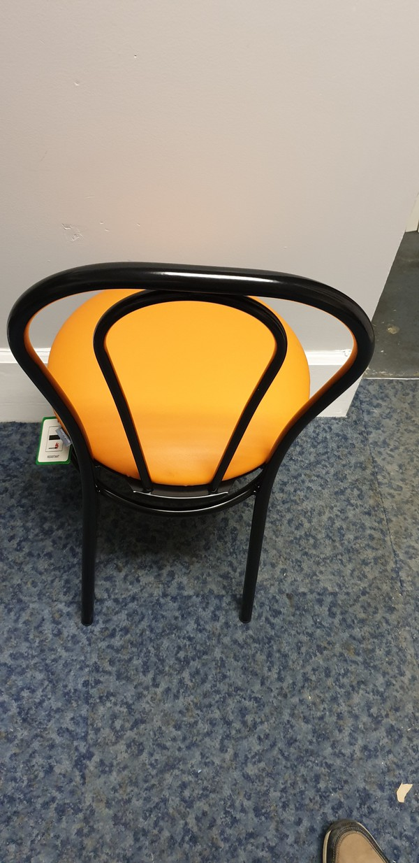 Bright Hoop Back Chairs