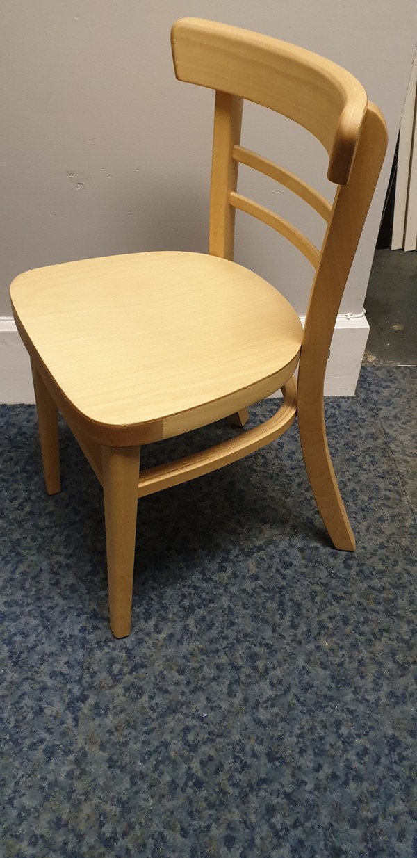 Natural Wooden Dining Chairs
