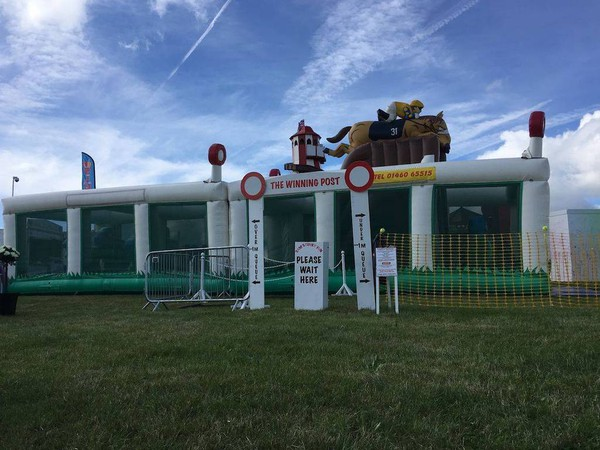 Fantastic Inflatable Company - South Somerset 4