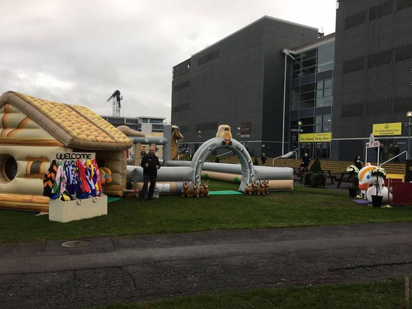 Fantastic Inflatable Company - South Somerset 2