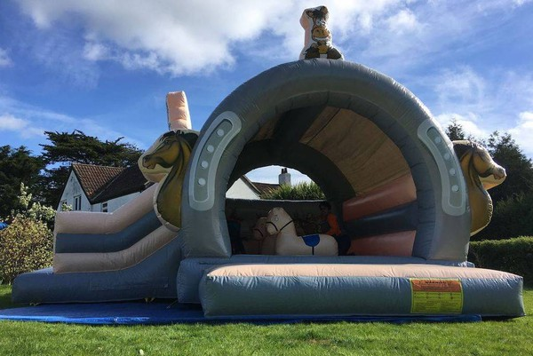 Fantastic Inflatable Company - South Somerset 3