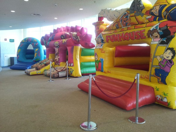Single Bouncy Castles for sale