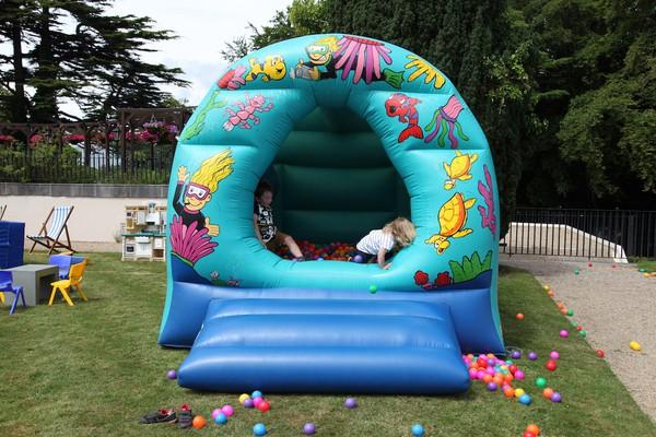 Inflatable Ball Pool Dome